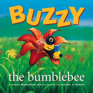 Buzzy the Bumblebee book review
