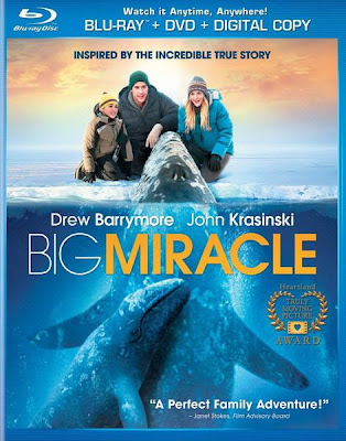 Big Miracle (2012) 720p BRRip 650MB mkv subs español varios servidores