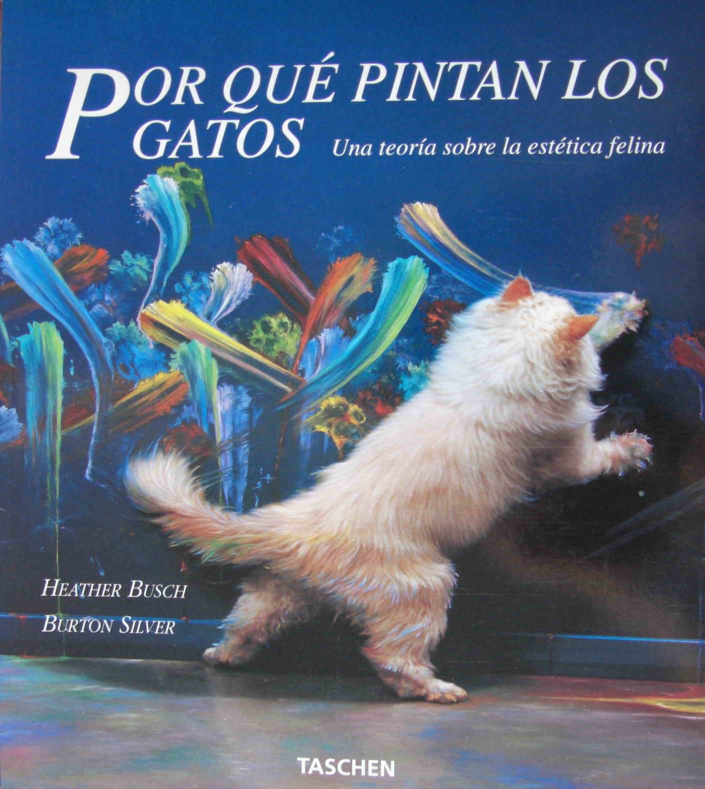 Trablog: Por qué pintan los gatos