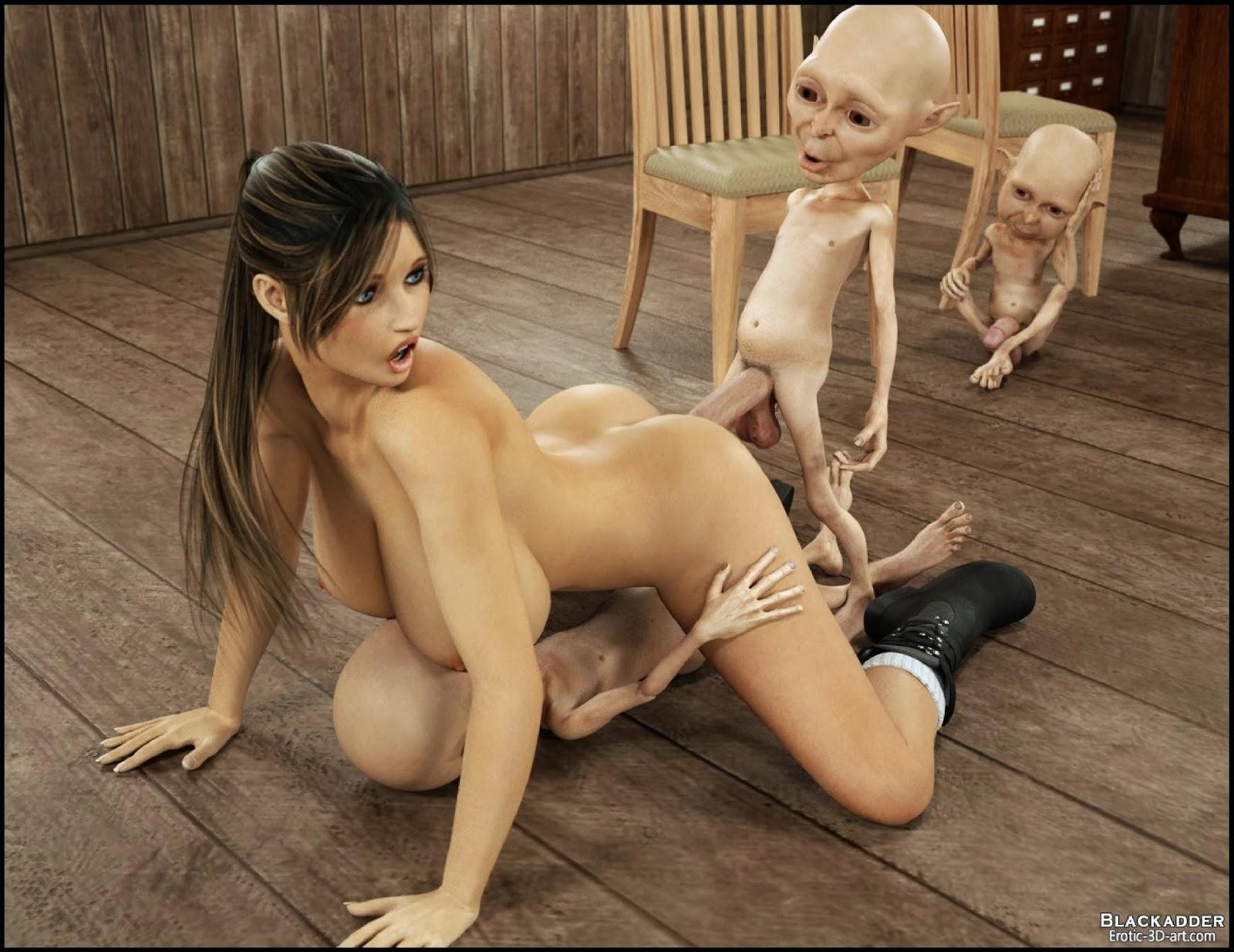 Лара крофт 3d порно картинки