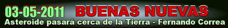 Asteroide pasará cerca de la Tierra - Fernando Correa