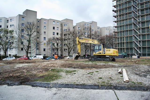 Baustelle Baugemeinschaften, Sebastianstraße, 10179 Berlin, 17.03.2014