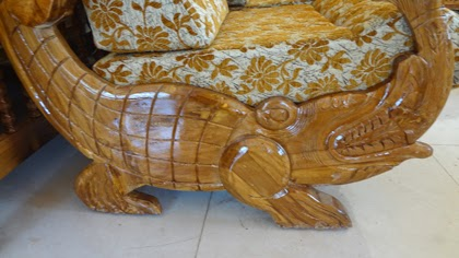 kerala Style wooden carving furniture