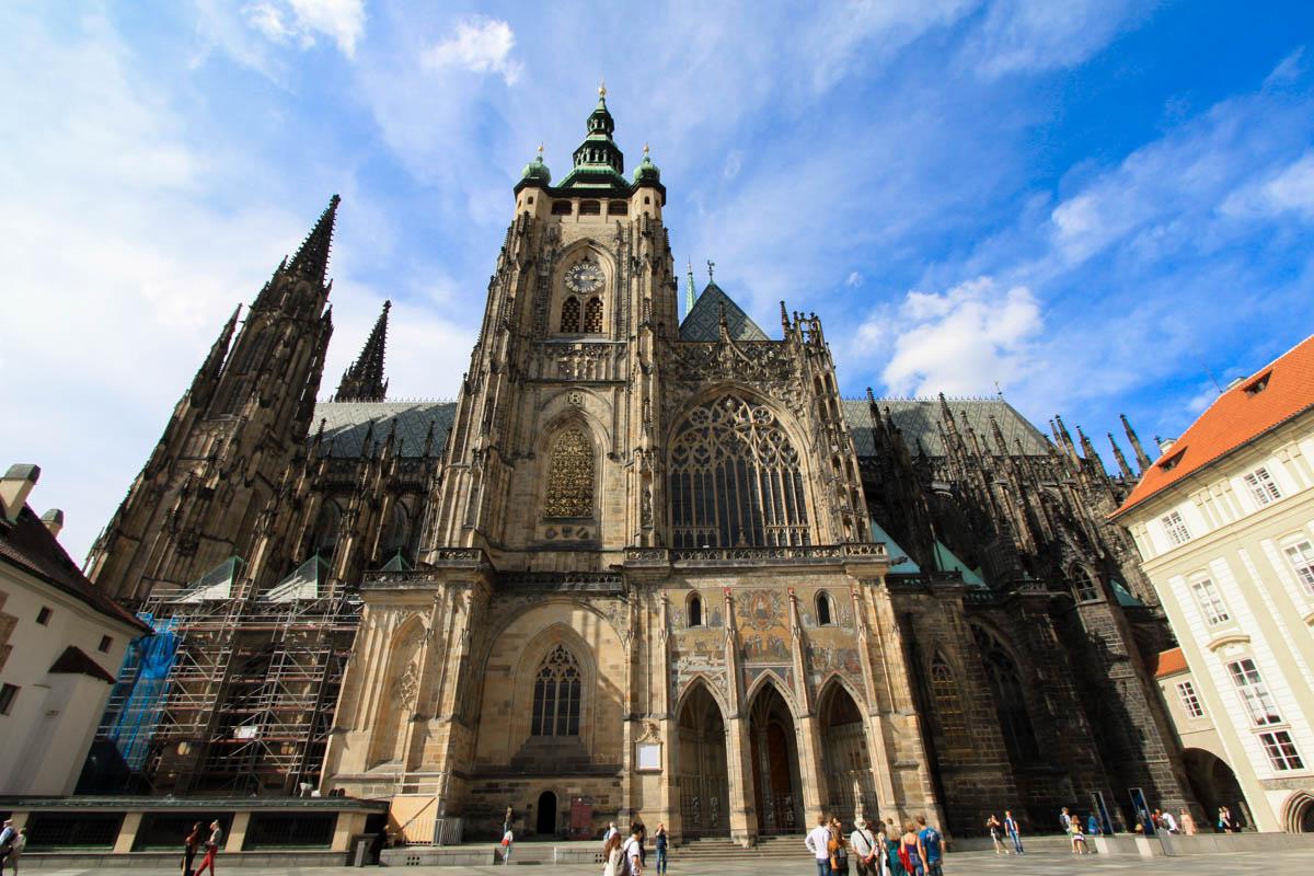 Katedra Świętych Wita, Wacława i Wojciecha