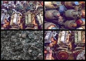 استيراد قطع غيار سيارات مستعملة