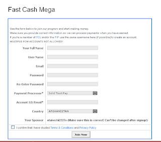 Cara mendaftar bisnis forex