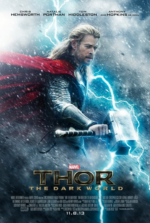 THOR 2: O MUNDO SOMBRIO  (Thor: The Dark World)