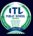 ITL Public School Dwarka Logo