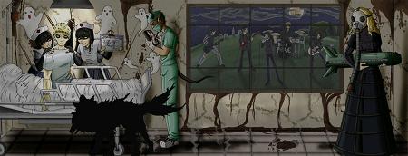 Mơ đi trong nhà bị ngã & thấy xác chết