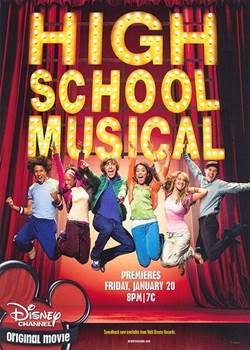 Filme High School Musical RMVB Dublado + AVI Dual Áudio + Torrent DVDRip