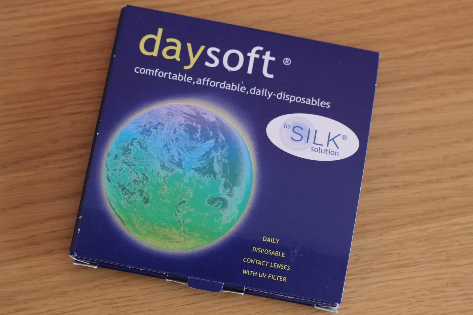 Day Soft Contact Lenses