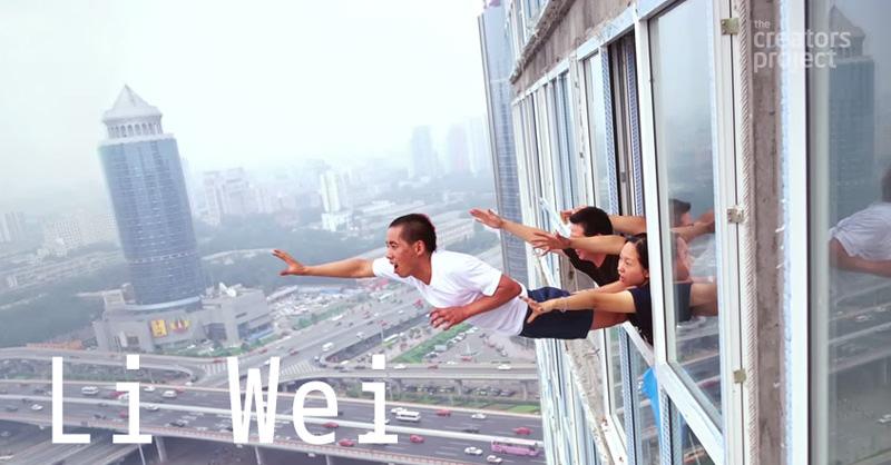 フォトグラファーのLi Weiさんのインタビュー動画