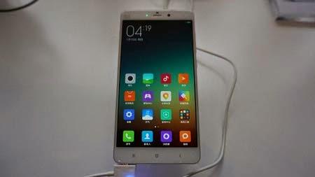Xiaomi Mi Note Menggunakan Corning Gorilla Glass 3