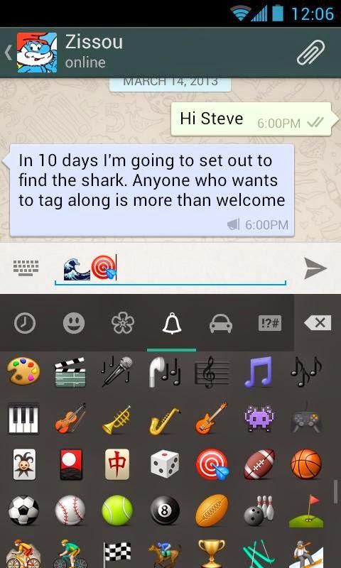 WhatsApp Messenger Android Apk Uygulaması resimi 2