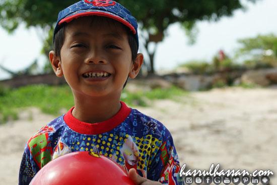 Senyumlah Ketika Menulis Blog