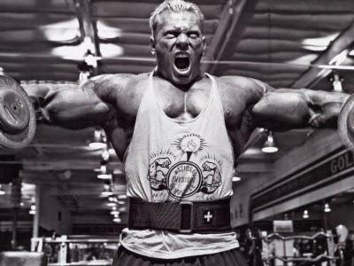 Dennis Wolf Workout routine and Diet plan
