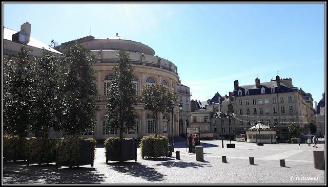Rennes : L'Opéra !