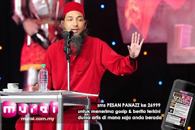 Zizan, Menangis, Selepas, Buat, Persembahan, Secara, Solo, Artis Malaysia, Hiburan, Maharaja Lawak Mega, Malaysia