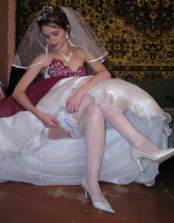 красивые интим фото невесты