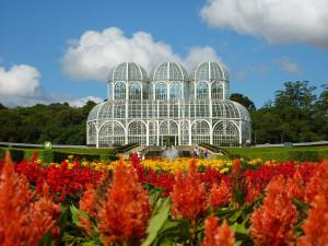 Jardim Botânico de Curitiba , Brazil