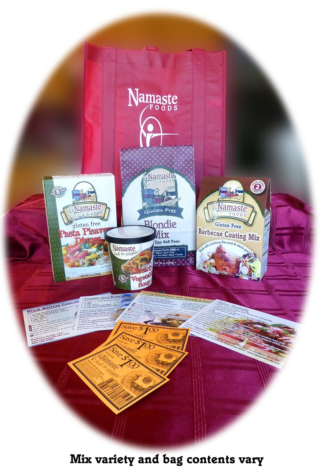 The traveling sisterhood namaste baking mixes giveaway glutenfree you can win this gift bag from namaste foods enter below by 103 at midnight eastern time check out our other giveaways too we have a lot of goodies negle Gallery