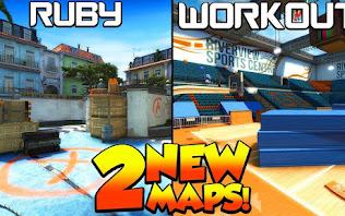[CS:GO] Update tại map thi đấu Vertigo và một số map khác.