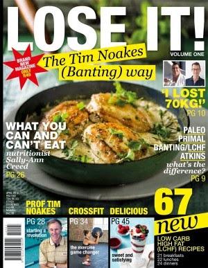 Lose it! Magazine's Banting Bazaar