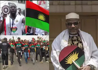 Recovery of weapons: Nnamdi Kanu's family speaks