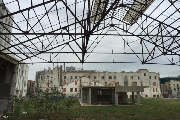 Patrimonio Industrial Arquitectónico: El Patrimonio Industrial de Poblenou (B...