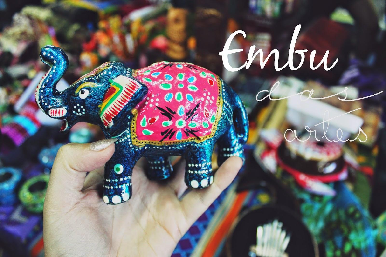 Blog Voyageur - Embu das Artes