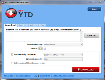 Youtube Downloader PRO (YTD) v3.9 with Crack