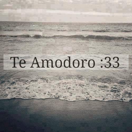 te amo solo a ti