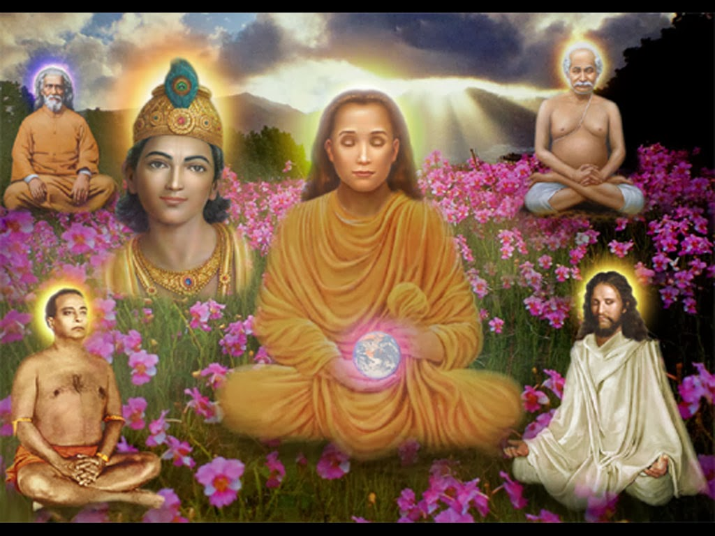 The Oneness of Babaji ! Babaji has revealed himself to this seeker in various forms, shapes and names. The oneness of Babaji is the oneness of our being. Oneness, which radiates all the colors of the creation, and yet is colorless its self. Every master, religion, path, technique comes from Babaji, it is Babaji and vanishes in the unmanifested Babaji.