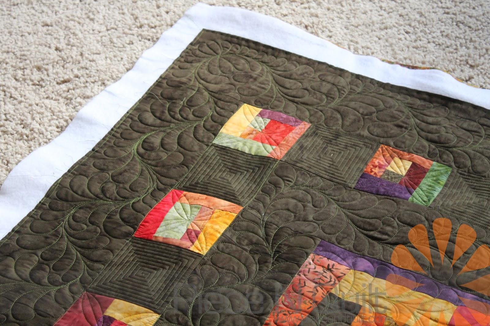 Piece N Quilt: Machine Quilting Feathers by Natalia Bonner : piece n quilt - Adamdwight.com