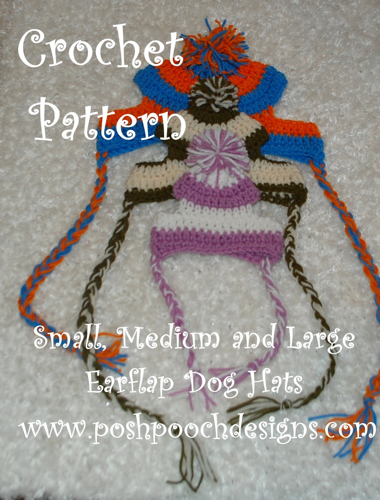 Free Crochet Patterns For Pet Hats ~ Dancox for