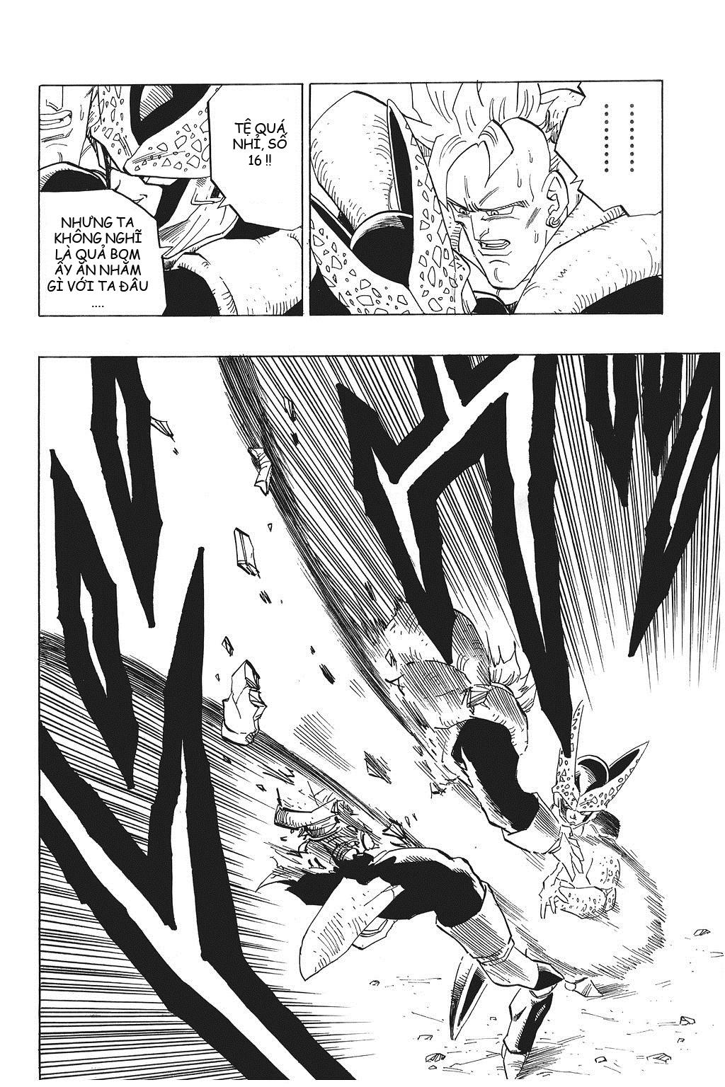 xem truyen moi - Dragon Ball Bản Vip - Bản Đẹp Nguyên Gốc Chap 406