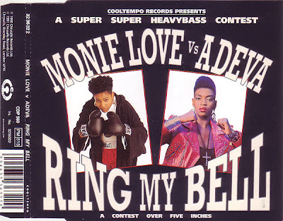 Monie Love Vs. Adeva – Ring My Bell (CDS) (1991) (320 kbps)