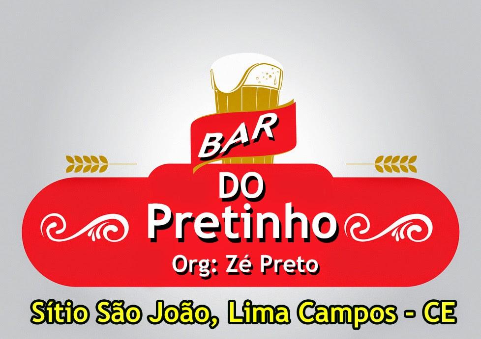 BAR DO PRETINHO SÍTIO SÃO JOÃO