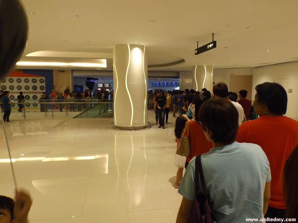 MBO cinema-Imago Mall-Sabah