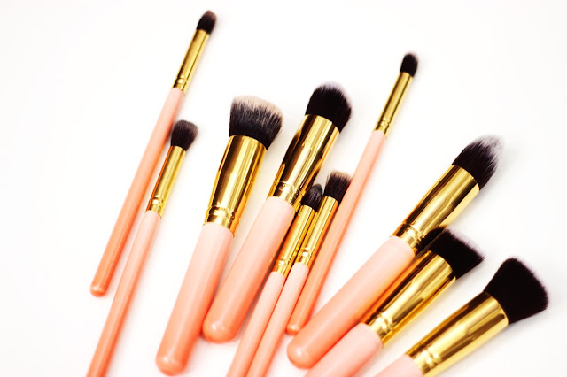 Affordable Brush Set from Born Pretty Store
