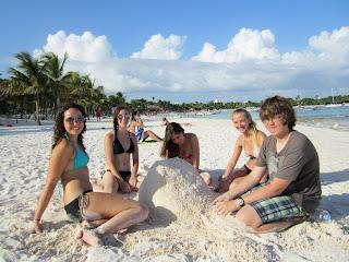 Spanisch lernen an der Karibik in Mexiko