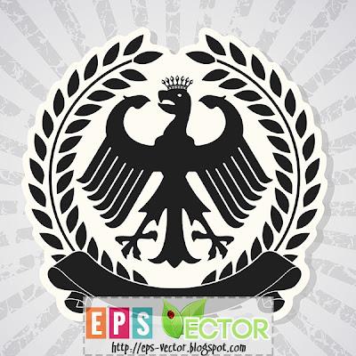 [Vector] - Heraldic coat of arms