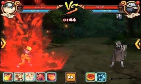 Naruto 3D Apk Android GamesGapmod