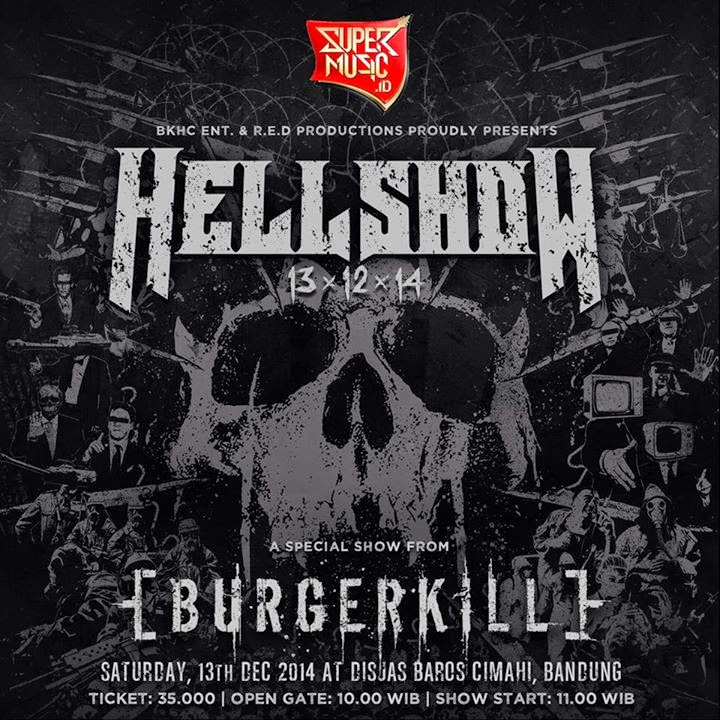 HELLSHOW 2014