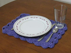 Free Crochet Placemat Patterns « Design Patterns