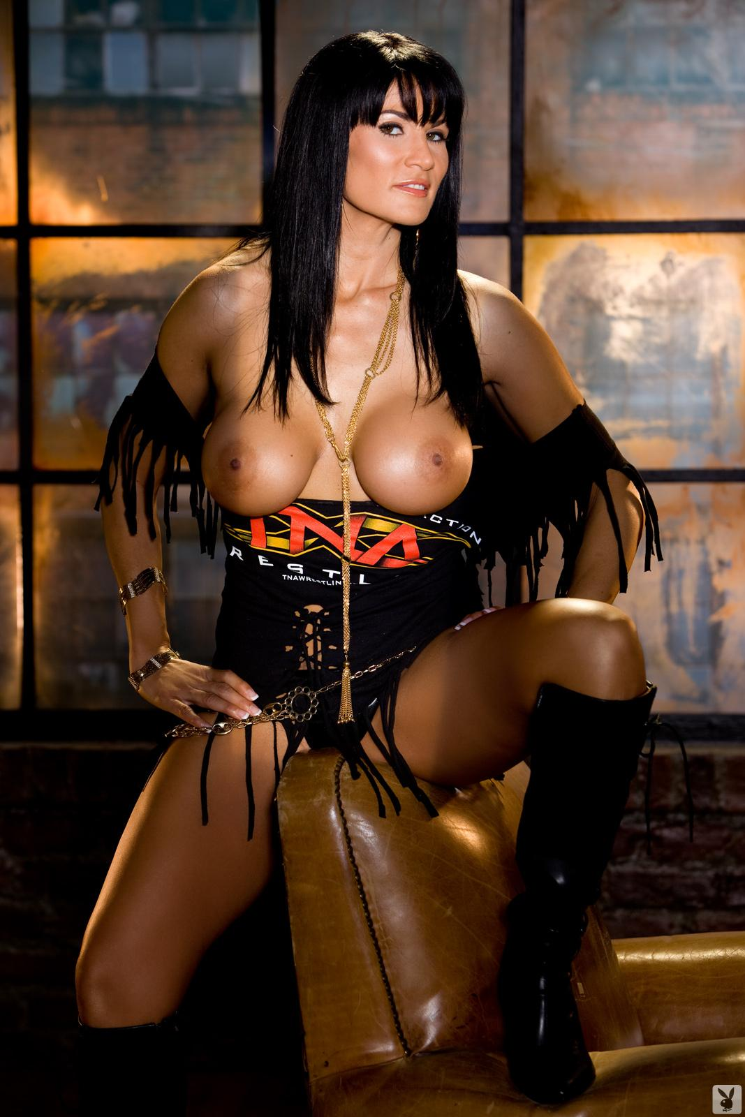Tna knock outs nude