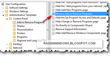 how to add or remove programs in windows 8