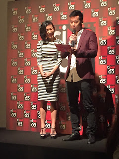 ciNE65 SG Awards Ceremony Joyden Hall Short Film Competition Joshua Tan Singapore Lunarrive