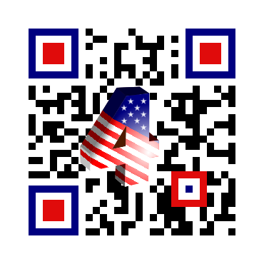 fourth of July QR Code
