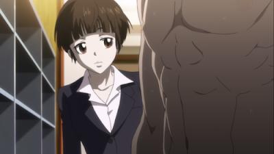 Kougami Shinya (Psycho-Pass)